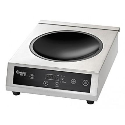Плита индукционная со сковородой ВОК IW 35
