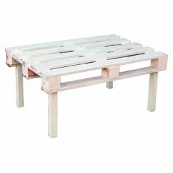 Эко стол (белый)