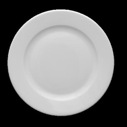 Аренда и прокат фарфоровой тарелки 20 см