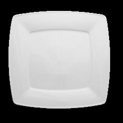 Тарелка квадратная 21*21 см