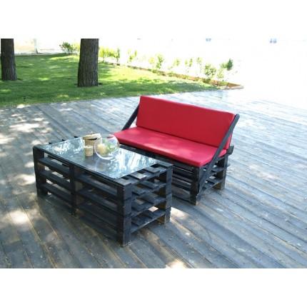 Комплект Loft мебели (2 человека)