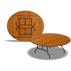 Стол круглый банкетный 150 см