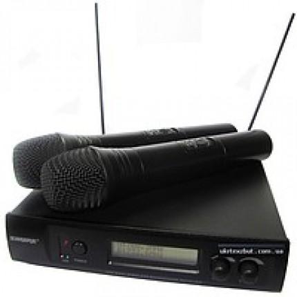 Радиосистема микрофоны SHURE UHF 228