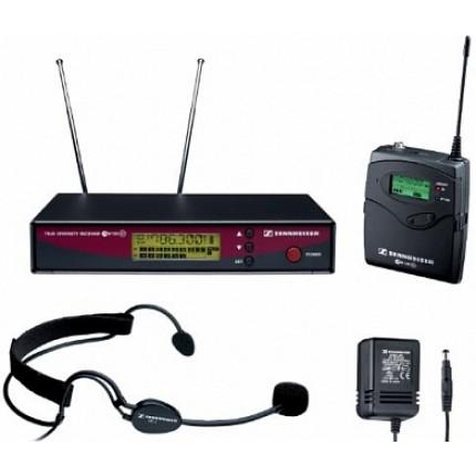 Радиомикрофон Sennheiser EW-152 G2 гарнитура
