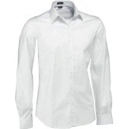 Рубашка официанта белая в аренду